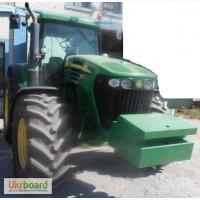 Продаем колесный трактор JOHN DEERE 7920, 2006 г.в