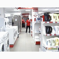 Продам торговое оборудование для магазинов бытовой техники