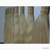 Продажа натуральных срезов волос для наращивания
