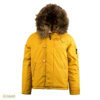 Зимняя мужская куртка N-2B 01N Parka Alpha industries (Альфа индастриз)