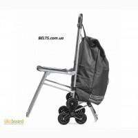 Украина.Сумка тележка со стулом (6 колес) The cart bag co chair (6 wheels)