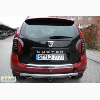 Спойлер для Dacia Duster
