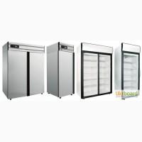 Холодильные шкафы Polair новые в наличии.Кредитуем
