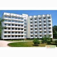Продается уникальный санаторный комплекс в 10 км от г. Черкассы, в лесу на берегу Днепра