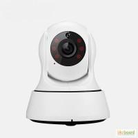 Лучшая Wi-Fi камера на рынке + функция контроля. Ночная съёмка