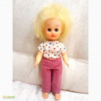Симпатичная кукла СССР