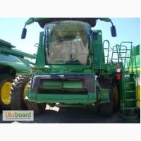 Купить сельхозтехнику JOHN DEERE. Комбайн JOHN DEERE S670 недорого