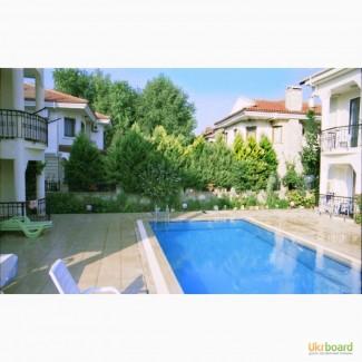 Турция, курорт Фетхие. Сдаю в аренду свои апартаменты у моря и пляжа