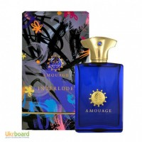 Amouage Interlude for Man парфюмированная вода 100 ml. (Амуаж Интерлюд Фор Мен)