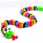 Детский конструктор липучка bunchems 150 предметов