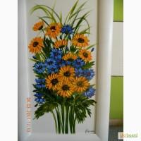 Продам картины объемная живопись, размеры разные техника масло мастихин лам. ДВП