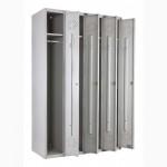 Шкафы металлические для раздевалок ПРАКТИК LS-41