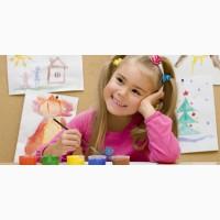 Творческая мастерская, уроки рисования для детей