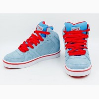 Кроссовки CIRCA. Обувь для скейтбординга. Натуральная замша. Супер цена