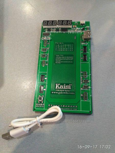 Фото 8. Уникальный тестер батареи iPhone с помощью которого вы сможете проверить работоспособность