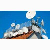 Установка спутникового телевидения в Одессе и Одесской области