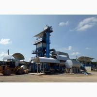 Стационарный асфальтобетонный завод Sinosun SAP160 (160 т/ч)