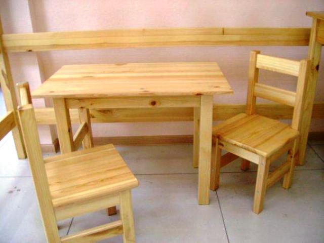 Мебель из массива дерева своими руками чертежи фото 76