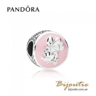PANDORA шарм DISNEY ― винтажная минни 797170EN96