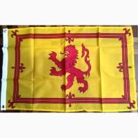 Шотландский Королевский флаг