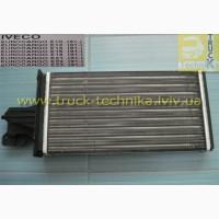 Радиатор печки салона Iveco Eurocargo 175x295x42mm теплообменник