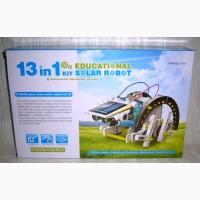 В НАЛИЧИИ !!! Отправка сразу!!! Конструктор Educational Solar Robot Kit 13 в 1