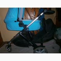 Терміново!! продам коляску для двійні, погодок Britax b -dual