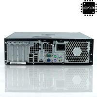 Игровой системный блок HP Compaq 8200 ELITE sff на i5 - 2400 и GeForce GT 710