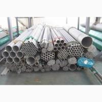 Труба нержавеющая сталь 12(08)Х18Н10Т, 10Х17Н13М2Т, AISI 304, AISI 321