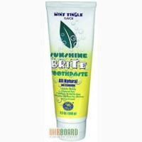 Натуральная зубная паста (Sunshine Brite Mint Twingle) NSP