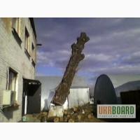 Расчистка участка от деревьев. Уборка участка Киев.