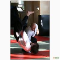 Занятия Айкидо и Иайдо. Клуб японских боевых искусств Сэйикай