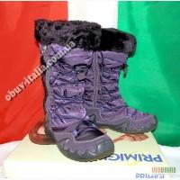 Сапоги детские зимние кожаные Primigi Gore-Tex оригинал п-о Италиия