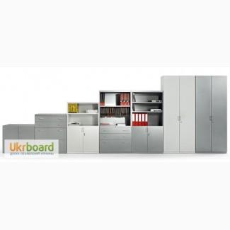 Шкафы офисные с полками для документов Купить шкаф в офис под стеклом,открытый с дверками