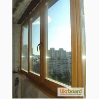 Деревянные окна, остекление балконов и лоджий, коттеджей