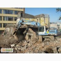Демонтаж любой сложности в Киеве
