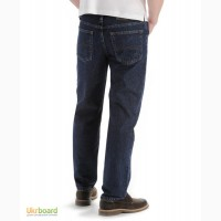 Джинсы Lee Regular Fit Straight Leg Jeans - Dark Stonewash