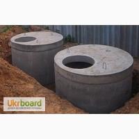Двухкамерная выгребная яма из бетонных колец, чем лучше однокамерной + пошаговый монтаж