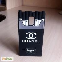 Чехол пачка сигарет Chanel для Galaxy S5