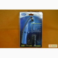 Украина.Удобный мини- USB пылесос для чистки ПК, USB Mini Vacuum Цлеанер