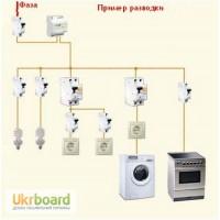 Подключить электроповерхность, бойлер, водонагреватель.Электрик в Одессе