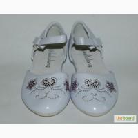Туфли для девочек. Праздничные.klf арт. YL327