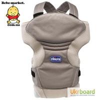 Продам рюкзак-кенгуру Chicco Go Baby серый, отличное состояние