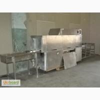 Тоннельгая посудомоечная машина котломоечная машина в рабочем состоянии б/у