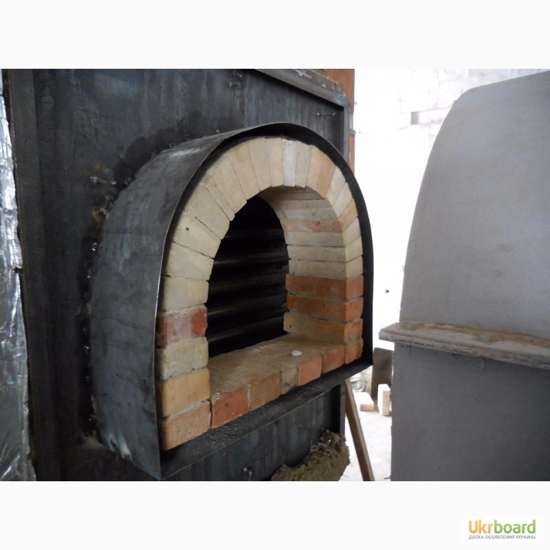 Фото 4. Спалювач відходів деревини СВД-К2.5