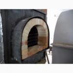 Спалювач відходів деревини СВД-К2.5
