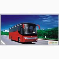 Автобус Луганск - Харьков - Луганск.По Украине и через Россию