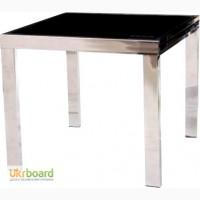 Стол трансформер для кухни стеклянный кухонный стол тс-100 90/180х90