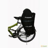 Вело рюкзак на багажник. V = 60 л. Для вело туризма