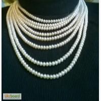 Ожерелье из речного жемчуга
